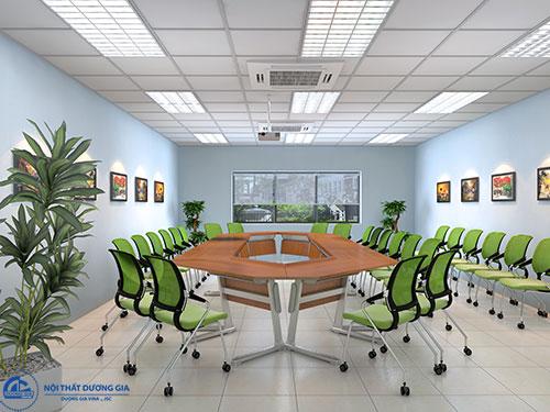Thiết kế phòng họp nhỏ cần phải chú ý nhiều khía cạnh khác nhau