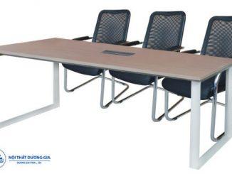 3 lưu ý quan trọng khi chọn lựa bàn họp văn phòng nhỏ, hiện đại