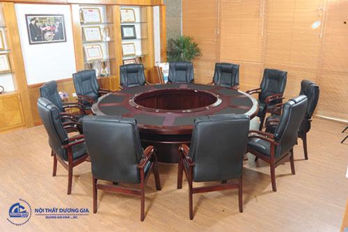 Màu sắc của bàn họp nhỏ cho văn phòng