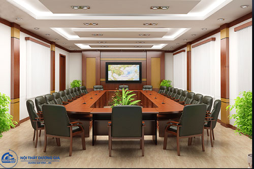 Đơn vị thiết kế phòng họp nhỏ chuyên nghiệp tại Hà Nội