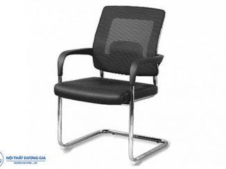 Báo giá 7 mẫu ghế phòng họp chân quỳ giá rẻ, hiện đại nhất 2019