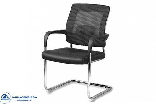 Mẫu ghế họp chân quỳ đẹp GQ05-M
