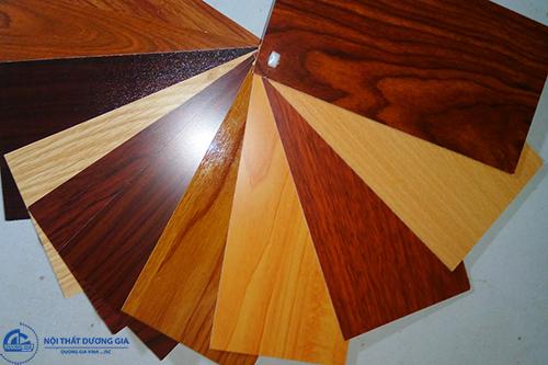 Tiêu chuẩn kích thước gỗ công nghiệp MFC Melamine