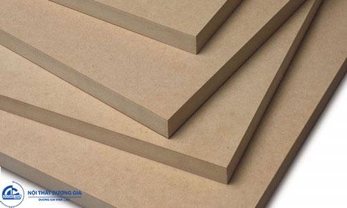 Ưu nhược điểm của gỗ MDF