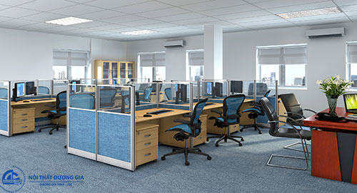Mua nội thất văn phòng ở đâu uy tín?