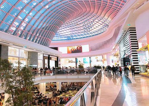 Tiêu chuẩn thiết kế trung tâm thương mại vềtính thẩm mỹ