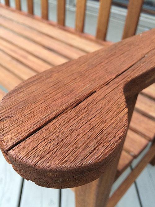 Tại sao cần phải bảo quản gỗ không bị nứt