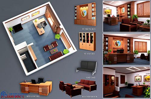 Thiết kế nội thất văn phòng tại Hải Dương theo nhu cầu sử dụng như thế nào?
