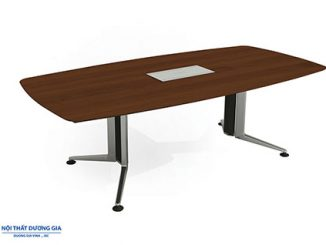 TOP 5 mẫu bàn họp chân sắt đẹp thiết kế hiện đại, giá rẻ nhất hiện nay