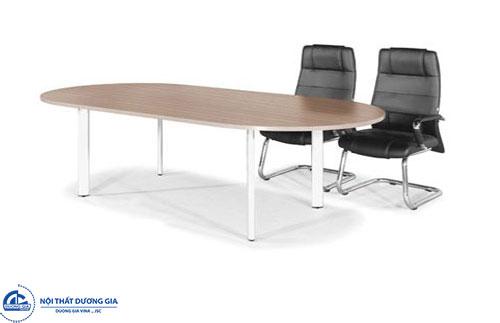 Mẫu bàn họp chân sắt giá rẻBH24-CO