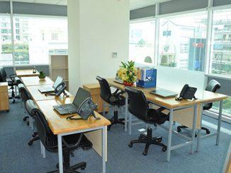 Tư vấn cách bố trí văn phòng làm việc nhỏ trở nên chuyên nghiệp hơn