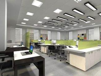 Bật mí cách bố trí văn phòng làm việc giúp tăng năng suất lao động