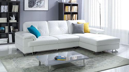 Màu sắc của ghế sofa phòng chờ