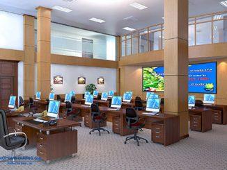 Tuyệt chiêu thiết kế nội thất văn phòng cao cấp phù hợp với mọi đơn vị