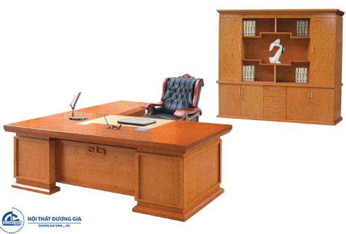 Tại sao cần chú ý tới đơn vị cung cấp bàn Giám đốcveneer?