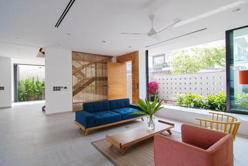 Thiết kế nội thất nhà cấp 4 hiện đại theo hướng mở