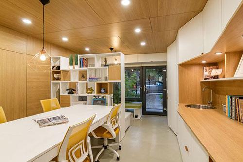 Văn phòng nhỏ đẹp