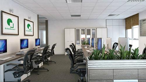 Mẫu văn phòng nhỏ đẹp độc đáo