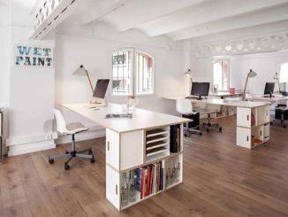 TOP 7 mẫu thiết kế văn phòng làm việc nhỏ đẹp, tiện nghi nhất hiện nay