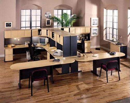Thiết kế văn phòng làm việc nhỏ chuyên nghiệp