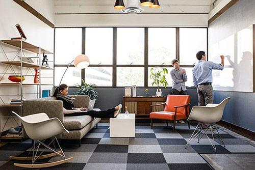 Những công trình thực tế của đơn vị thiết kế văn phòngstartup