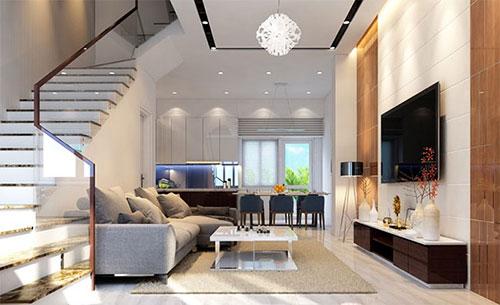 Xu hướng thiết kế nội thất hiện đại giá rẻ