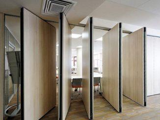 Thiết kế vách ngăn di động cho văn phòng đem lại những lợi ích gì?