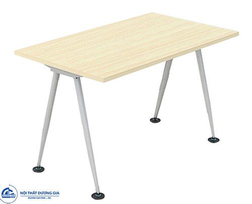 Mẫu bàn họp gỗ chữ nhật HR2010C8