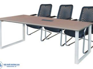 Điểm danh 5 mẫu bàn họp hình chữ nhật thiết kế hiện đại, giá rẻ nhất 2020