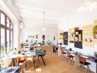 Công ty thiết kế mô hình văn phòng coworking space tại Hà Nội uy tín