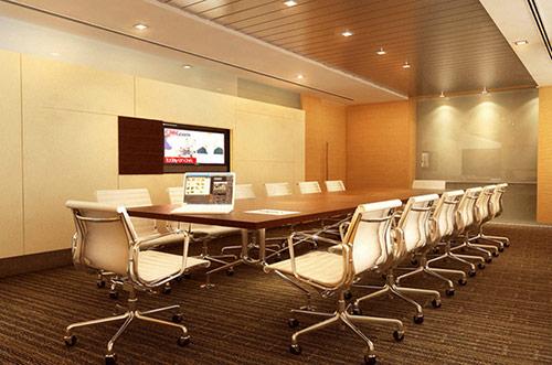 Công ty thiết kế nội thất phòng họp đẹp, uy tín