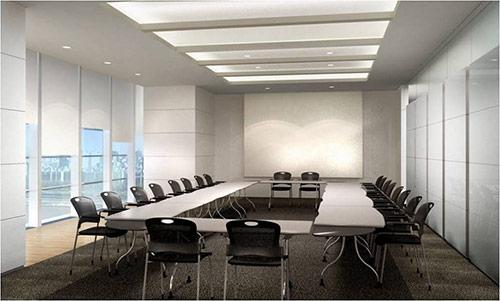 Bảng giá thiết kế nội thất phòng họp đẹp giá rẻ