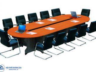 Mua bàn họp hình elip cần phải lưu ý tới những vấn đề gì?