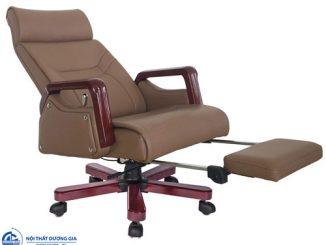 Mua ghế Giám đốc ngả lưng cao cấp ở đâu chính hãng, giá rẻ?