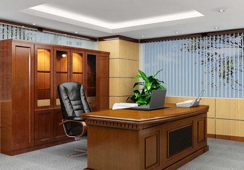 Cách bố trí phòng làm việc của Giám đốc