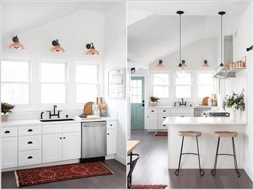 Tư vấn cách trang trí phòng bếp nhỏ hiệu quả