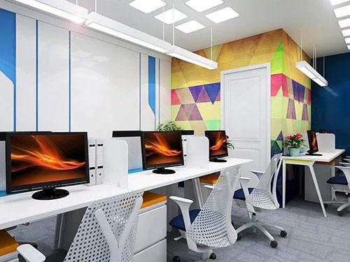 Những điều bạn cần lưu ý về cách thiết kế văn phòng nhỏ đẹp