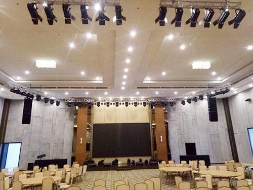 Công ty thiết kế hệ thống âm thanh hội trường uy tín tại Hà Nội