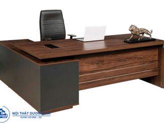 Bật mí cách lựa chọn bàn ghế Giám đốc Hòa Phát phong cách hiện đại