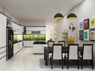 3 cách trang trí phòng ăn đơn giản, đẹp mà không tốn nhiều chi phí