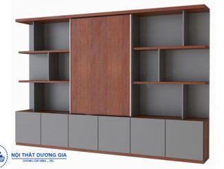 Mua tủ gỗ đựng tài liệu văn phòng cần phải chú ý tới điều gì?