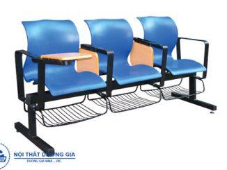 Bỏ túi 3 điều cần lưu ý hàng đầu khi mua ghế băng chờ nhựa