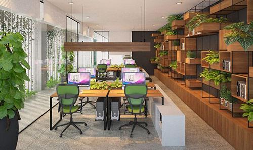 Tư vấn cách thiết kế văn phòng làm việc hiện đại, năng động