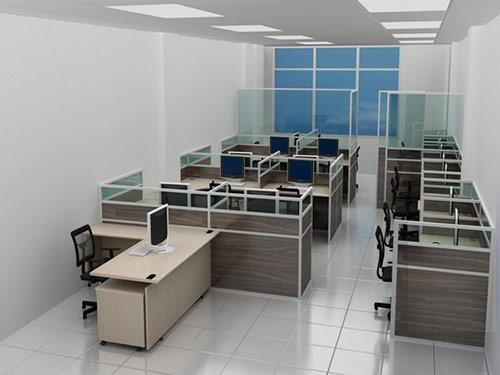 Mua vách ngăn văn phòng làm việc ở đâu?