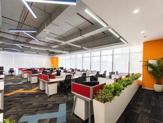 Tiêu chuẩn thiết kế văn phòng cao tầng về mặt phong thủy