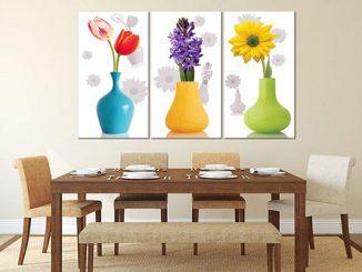 Những vật dụng nhỏ giúp bạn trang trí phòng ăn đẹp hút hồn