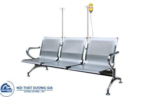 Tìm hiểu về ghế băng chờ bệnh viện inox