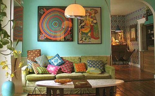 Những đặc trưng của phong cách nội thất Retro