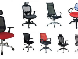Cấu tạo ghế xoay làm việc văn phòng chi tiết nhất mà bạn cần nắm rõ