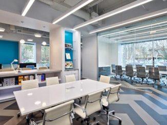 Đơn vị thiết kế nội thất văn phòng hiện đại uy tín giá rẻ nhất Hà Nội